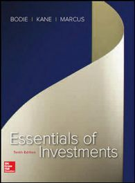 Essentials of investments 9th edition solution manual alla bolgova eastwind investment