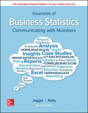 Business Statistics Case Studies